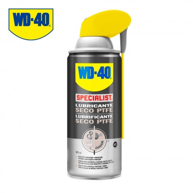 Specialist  lubricante en seco 400ml wd40 34382