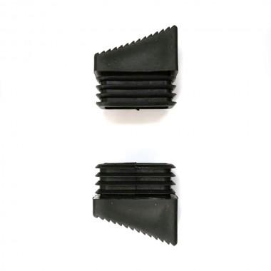 Pack 2 conteras antideslizantes para escalera-taburete pe 40-20