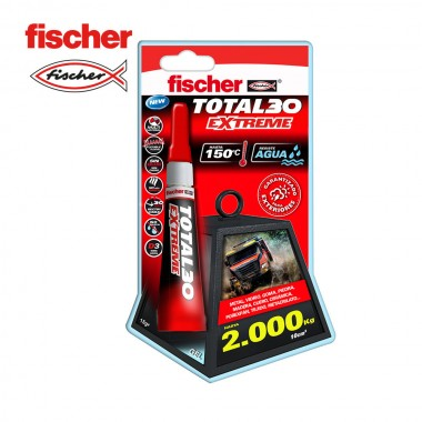 Blister total 30 extreme - 15g 541726 fischer