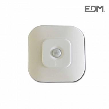 Grapa blanca cable manguera plana 2x1,5 nº 1 (25unidades) edm