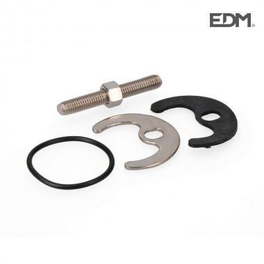 Bascula cocina mecanica clasica max. 5kg negra edm